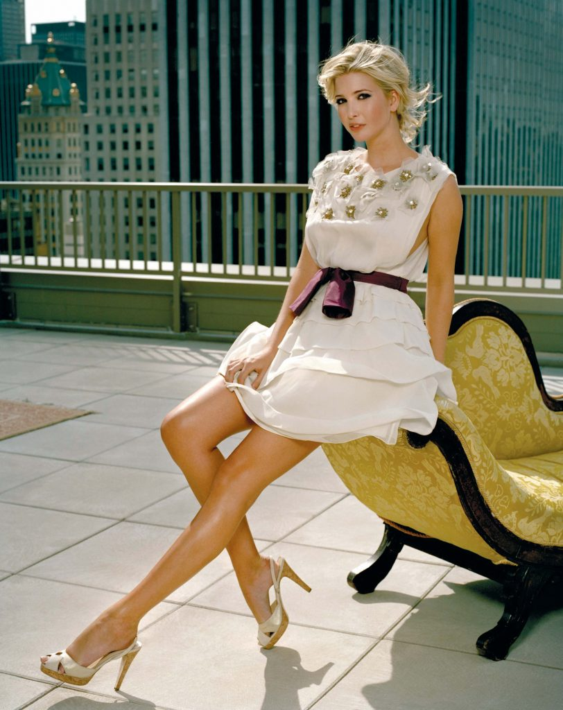 Ivanka Trump Hot Leg