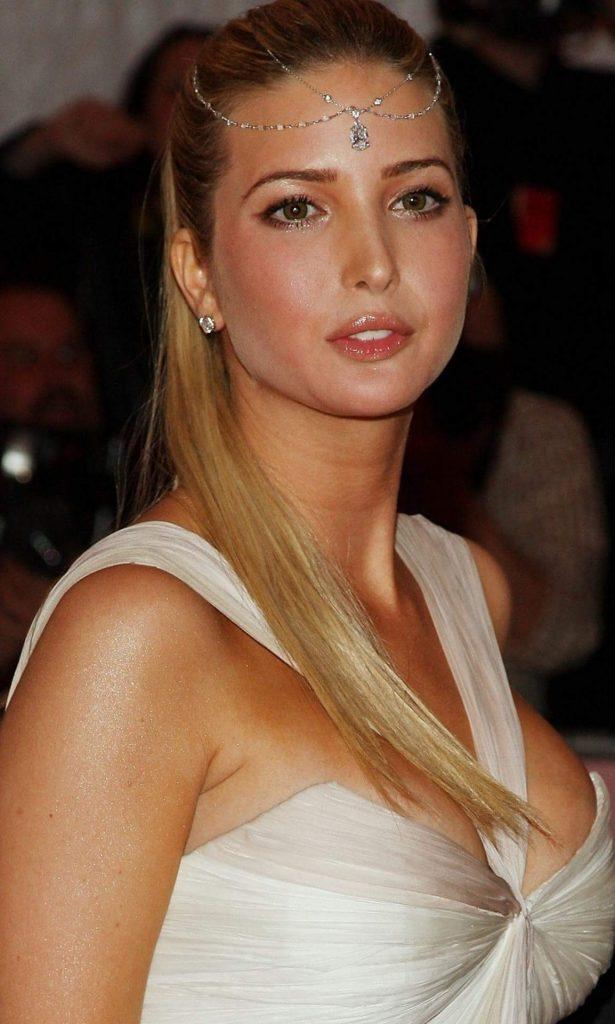 Ivanka Trump Hot look