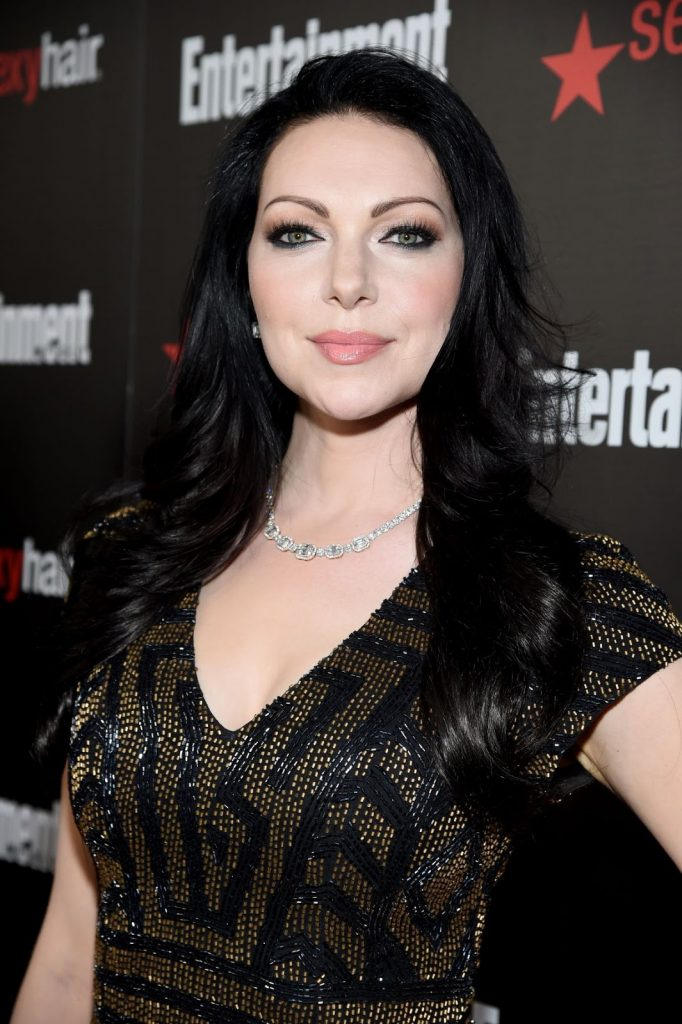 Laura-Prepon-Hot-in-Black-Dress