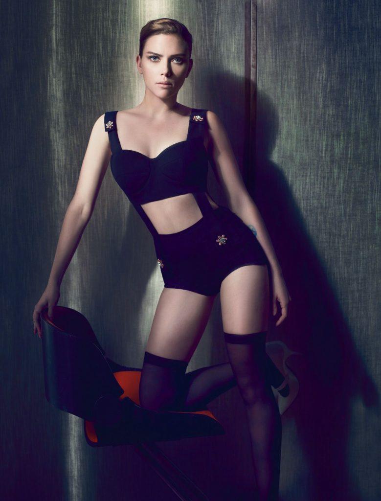Scarlette-Johansson-Lingerie
