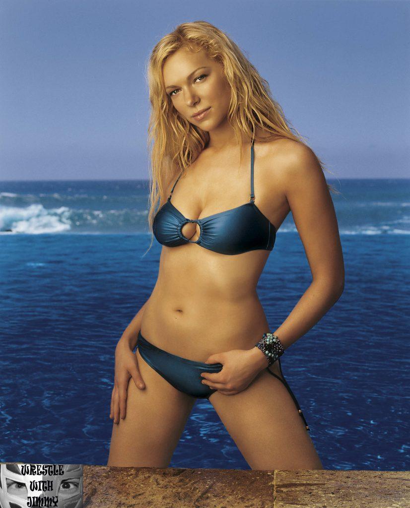 laura bikini