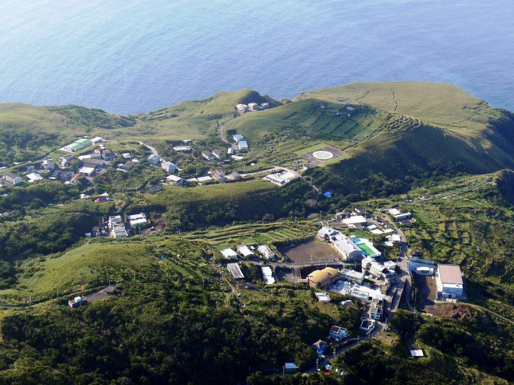 Aogashima Island Home