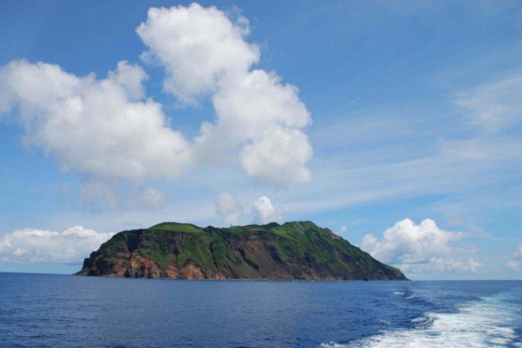 Aogashima island Pic