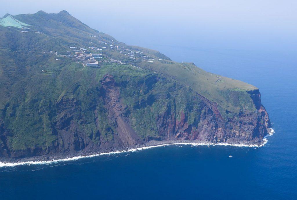 Aogashima island tour
