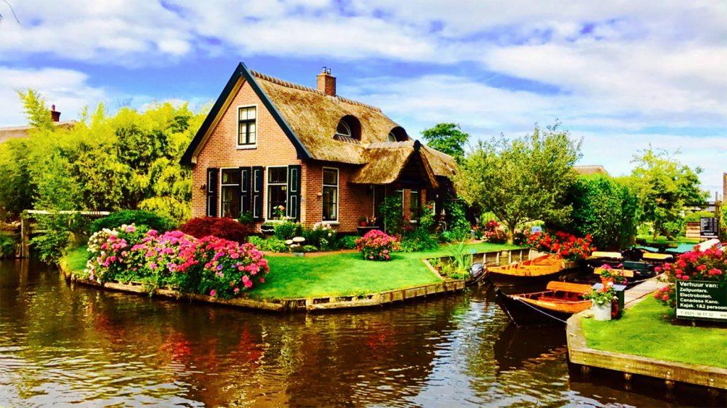 Giethoorn holland images