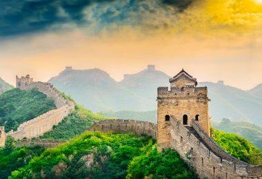 Great Wall of China China
