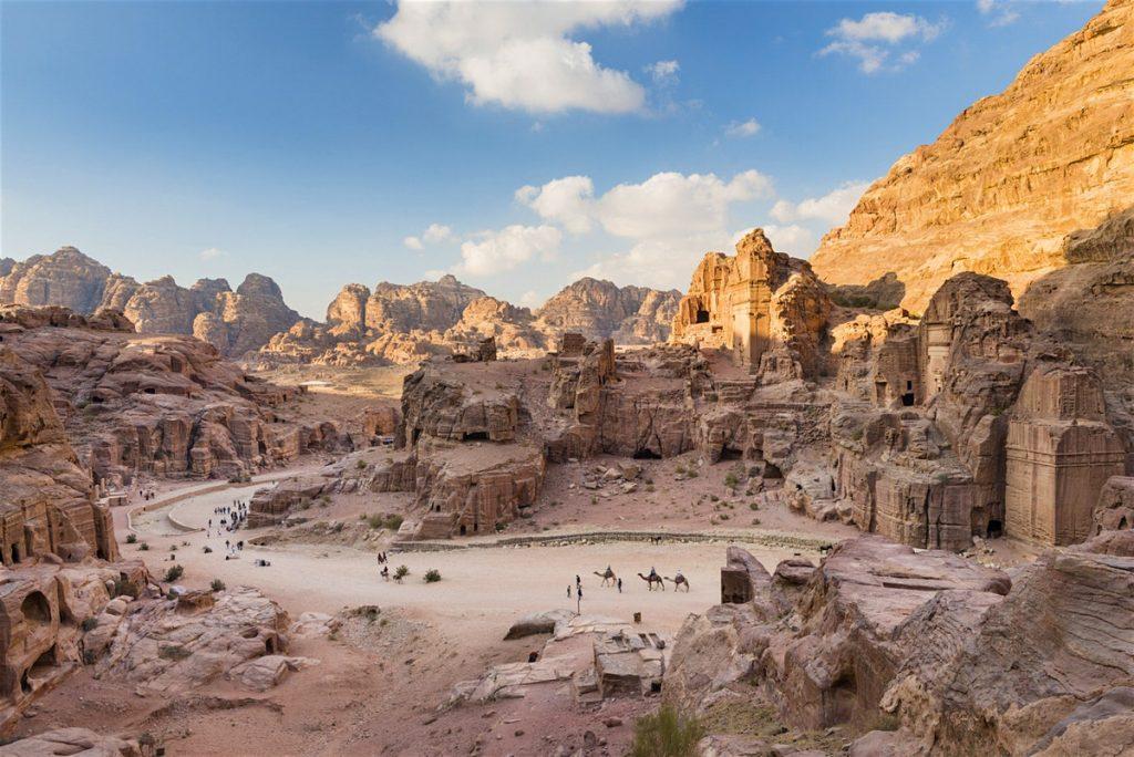 Petra Jordan Pass