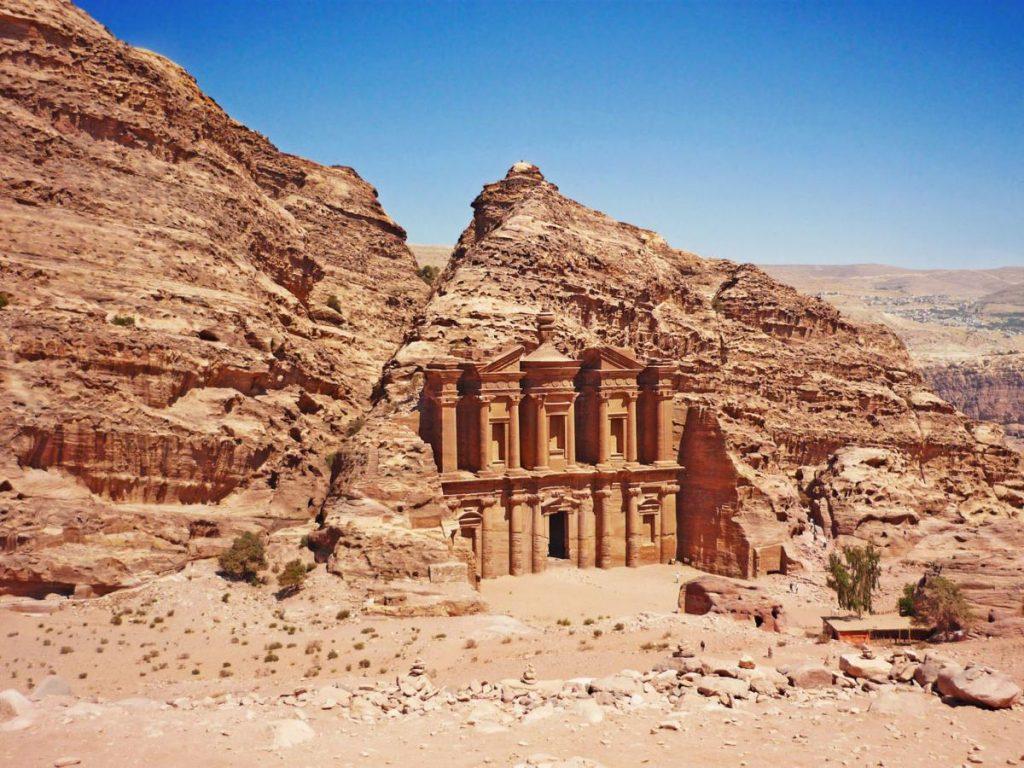 Petra Jordan View
