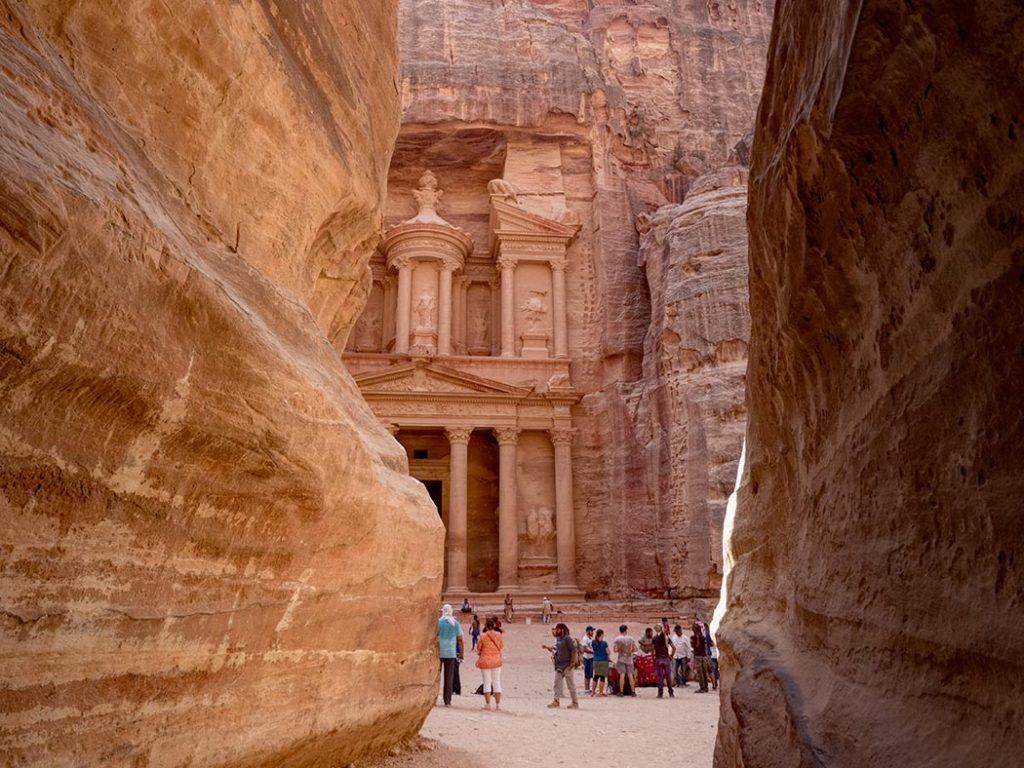 Petra Jordan Way