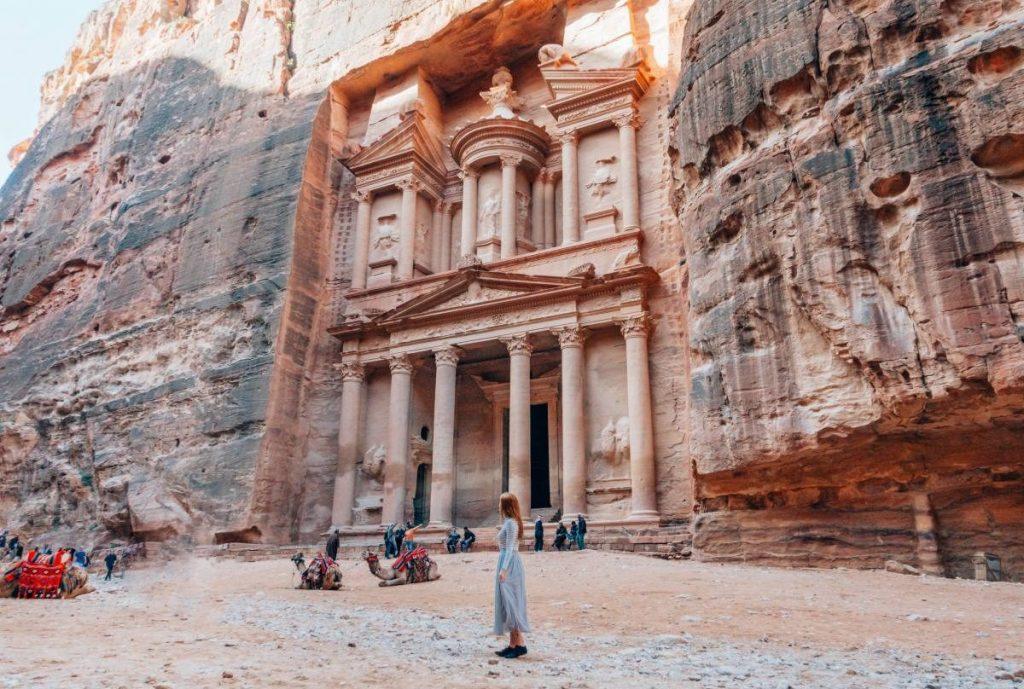 Petra Jordan site