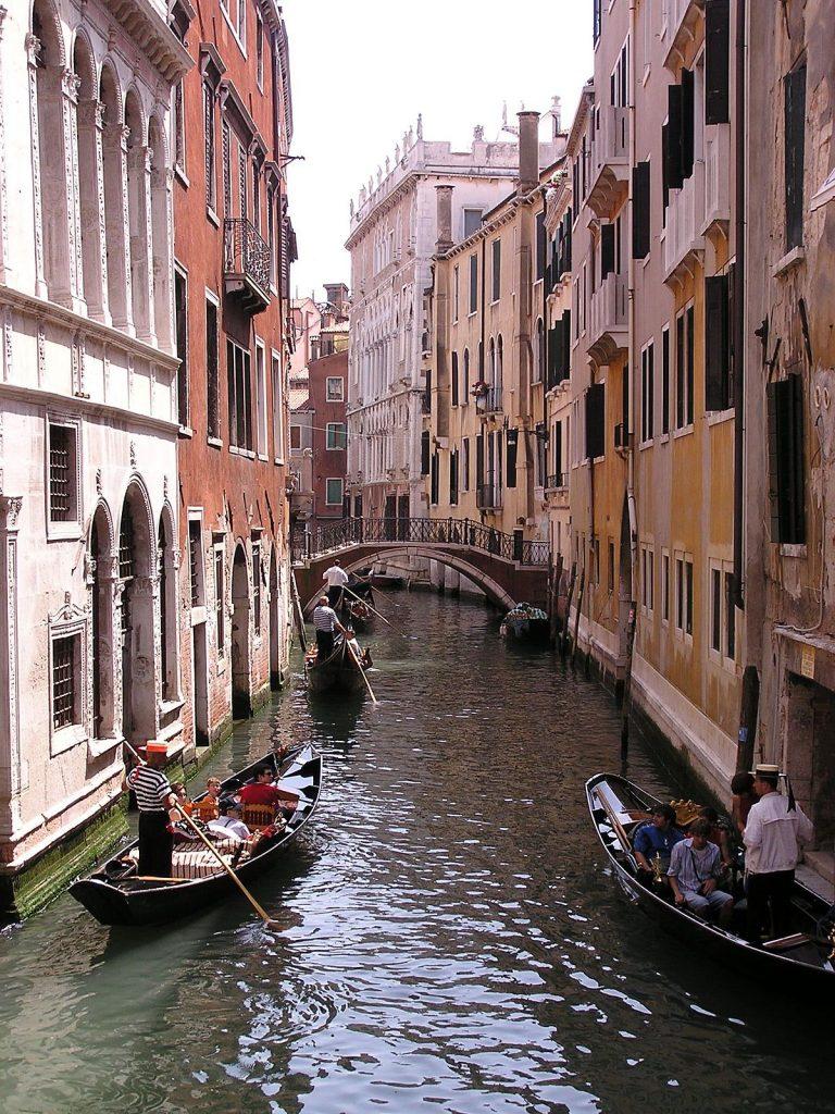 Venice Italy View