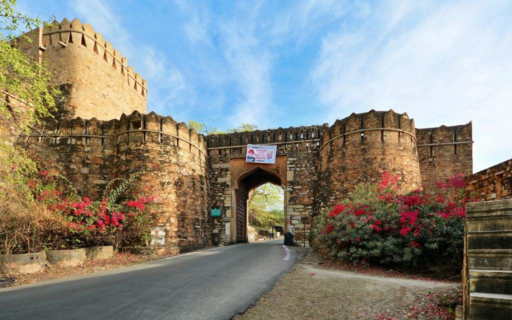 chittorgarh fort entry