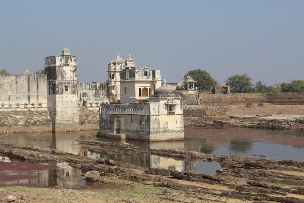 chittorgarh fort padmini palace