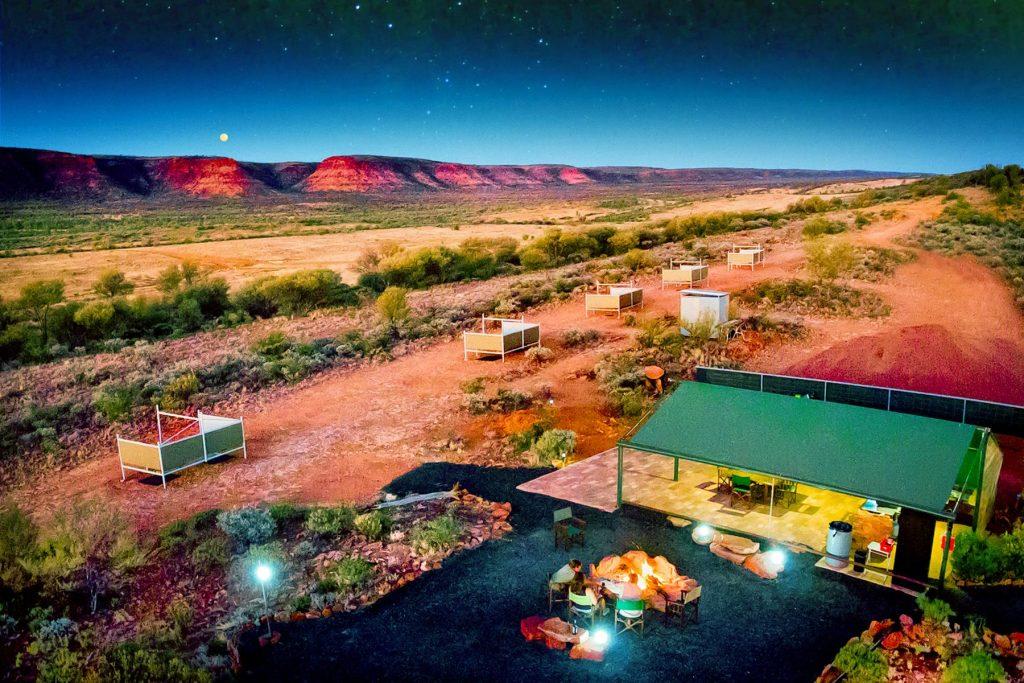 Australian Outback home