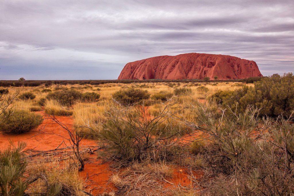 Australian Outback image