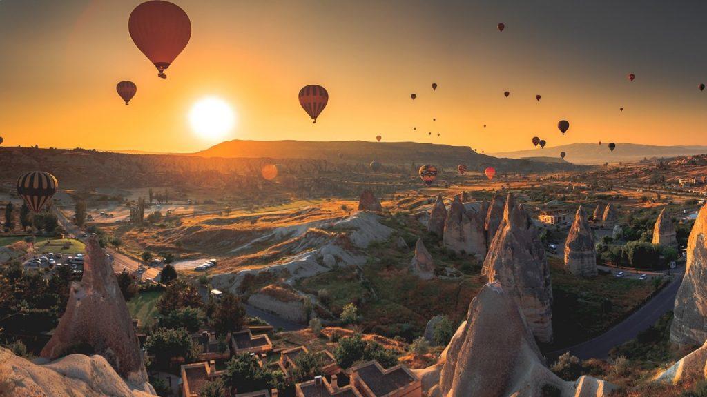 Cappadocia hot Air ballons