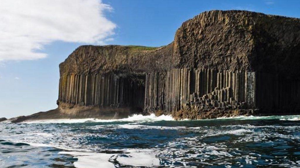 Fingals Cave Image