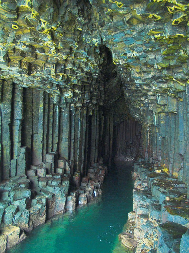 Fingals Cave Inner