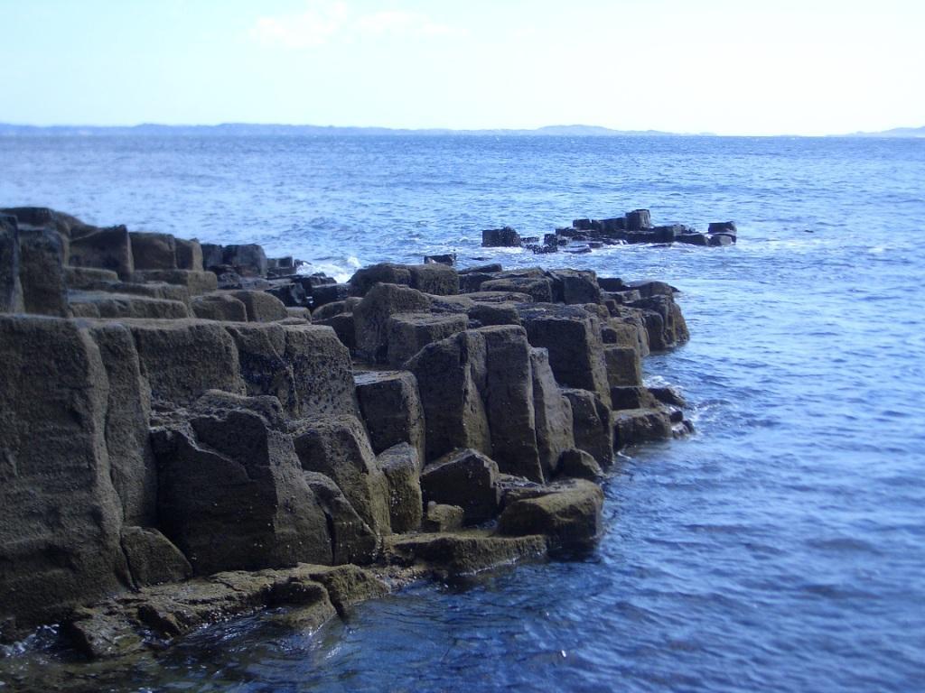 Fingals Cave Pic