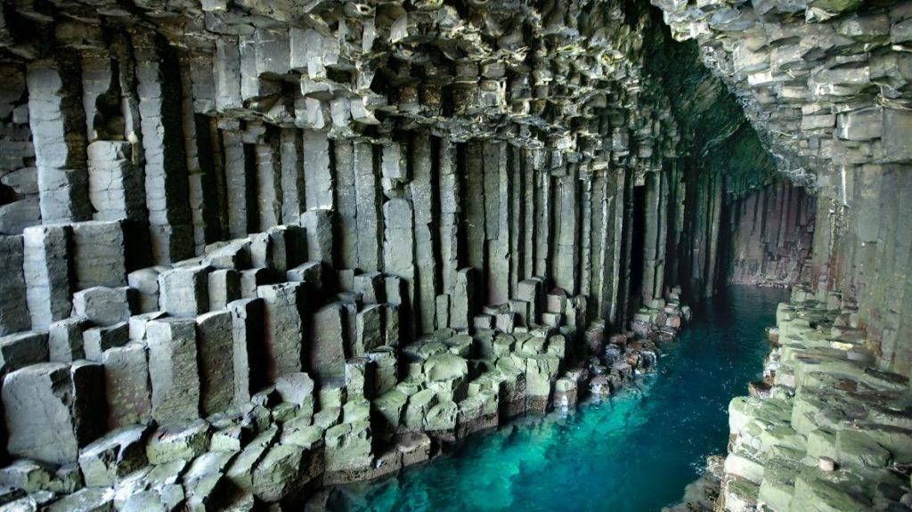 Fingals Cave Picture