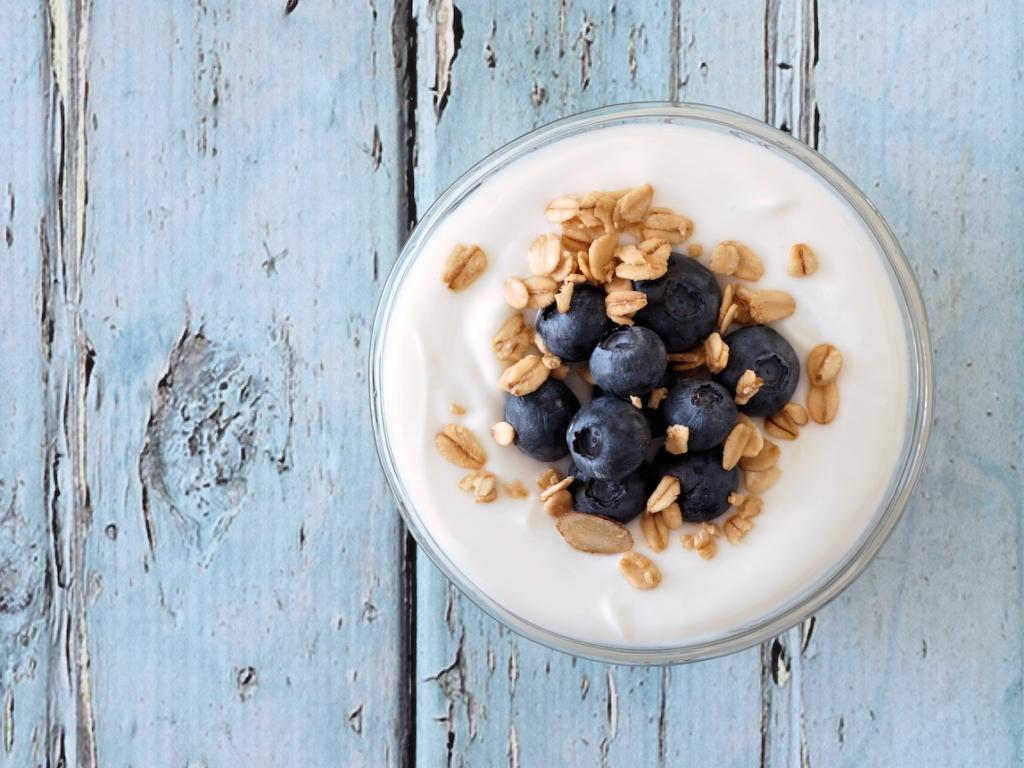 Fortified Yogurt