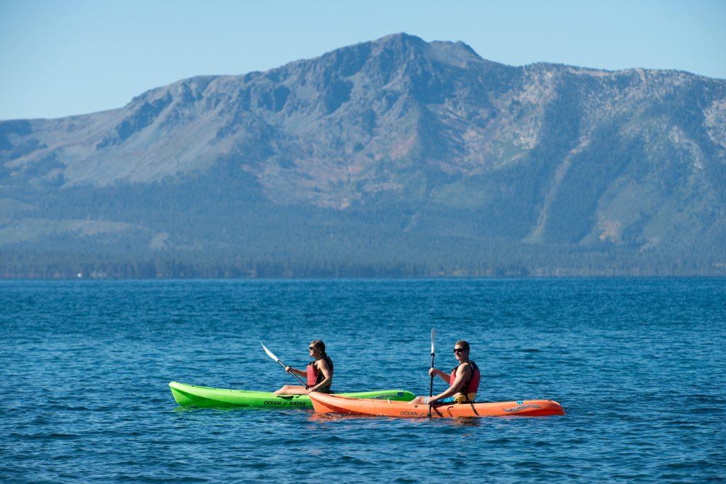 Lake Tahoe Boating