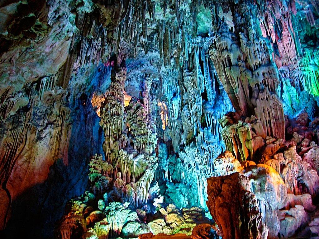 Reed Flute Cave Pics