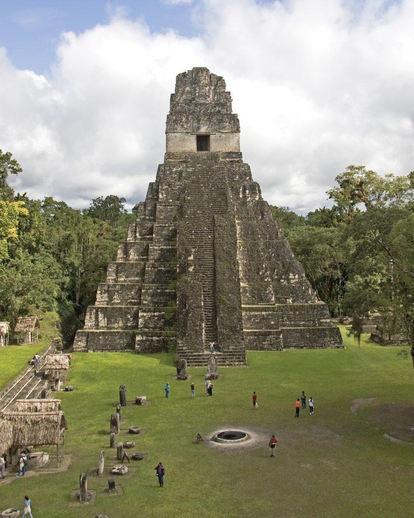 Tikal Images