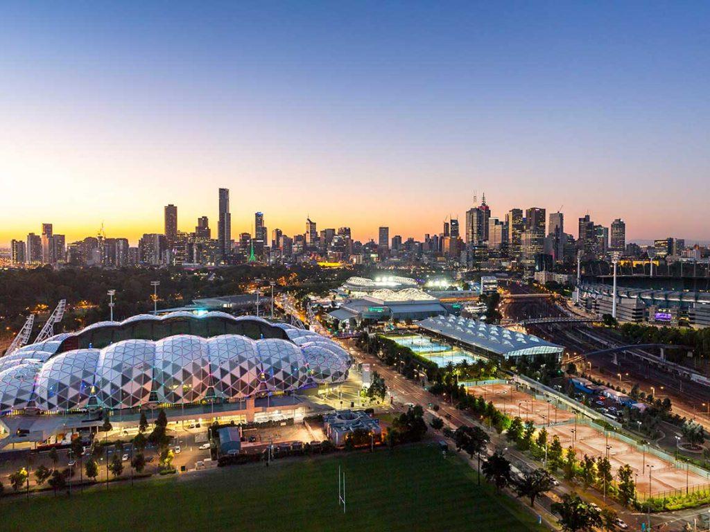 Victoria Melbourne
