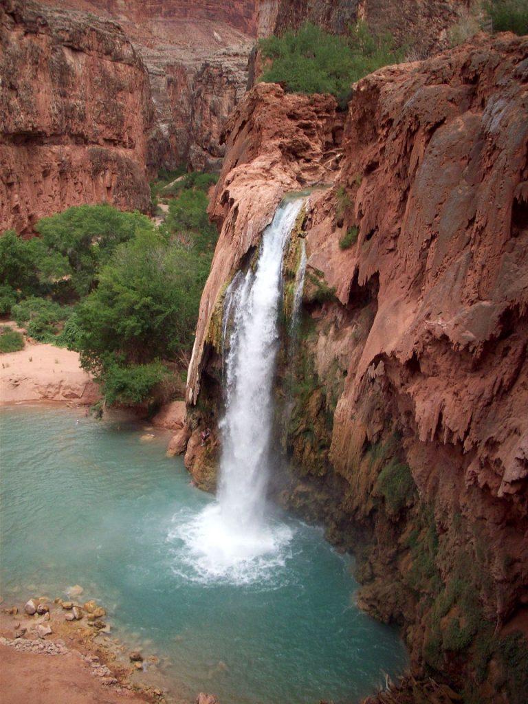 havasu falls view