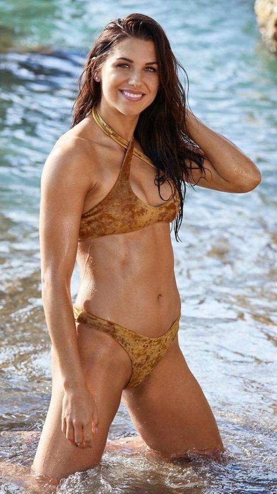 Alex Morgan Bikini Pictures