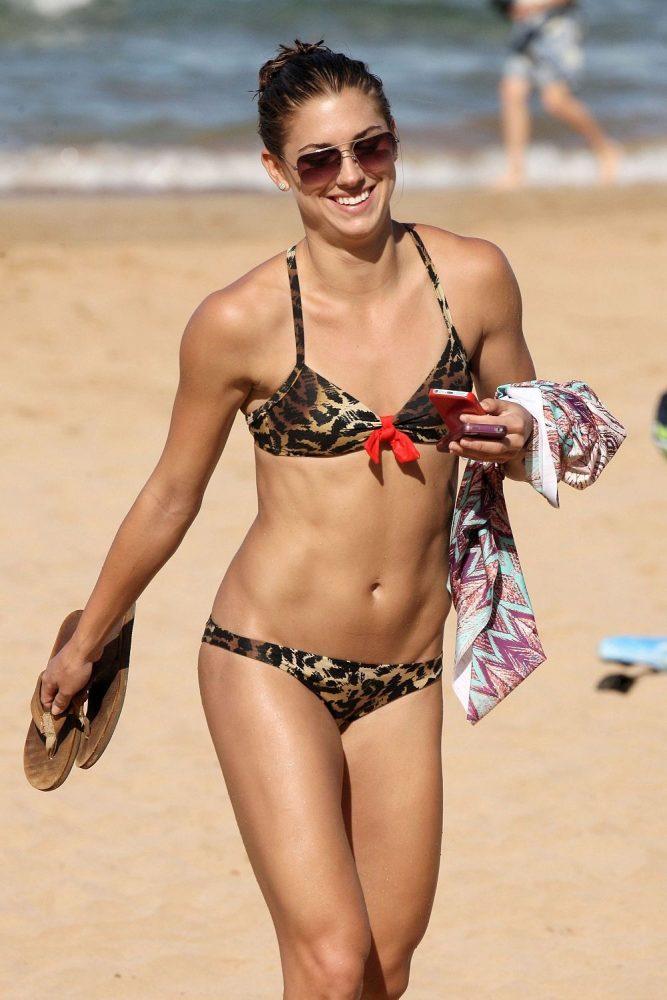 Alex Morgan Bikini Images