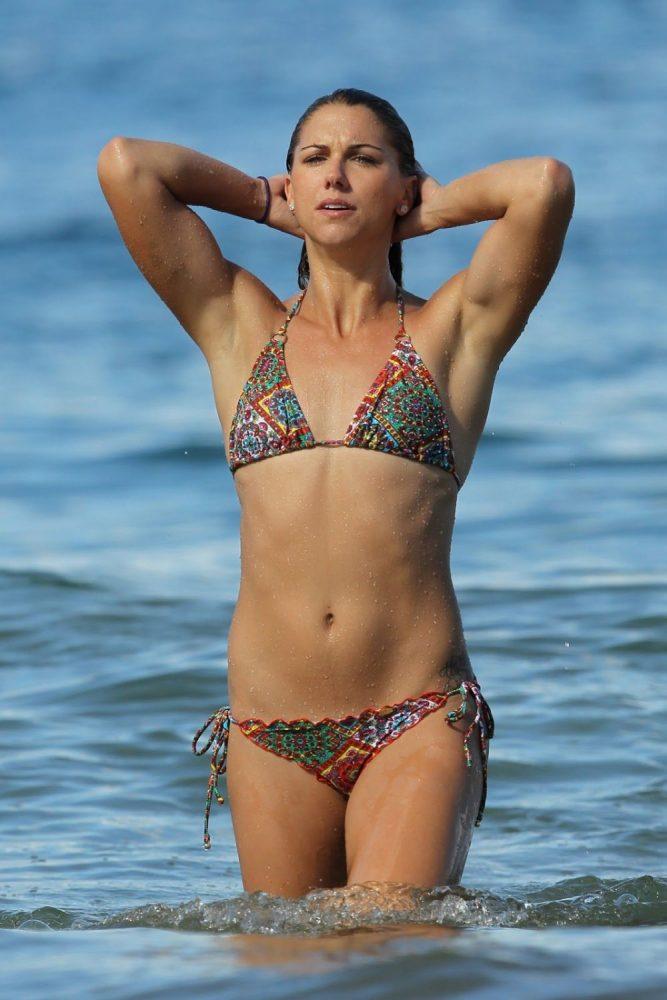 Alex Morgan In Bikini Pictures