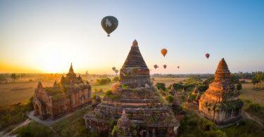 Bagan Myanmar Images