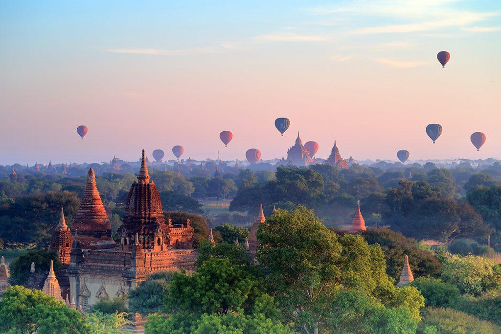 Bagan Travel