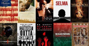 Best Black Movies released in 2010s