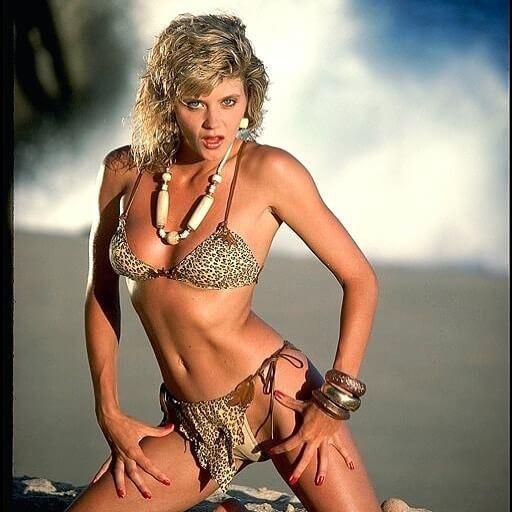 Ginger Lynn Bikini Hot Pic