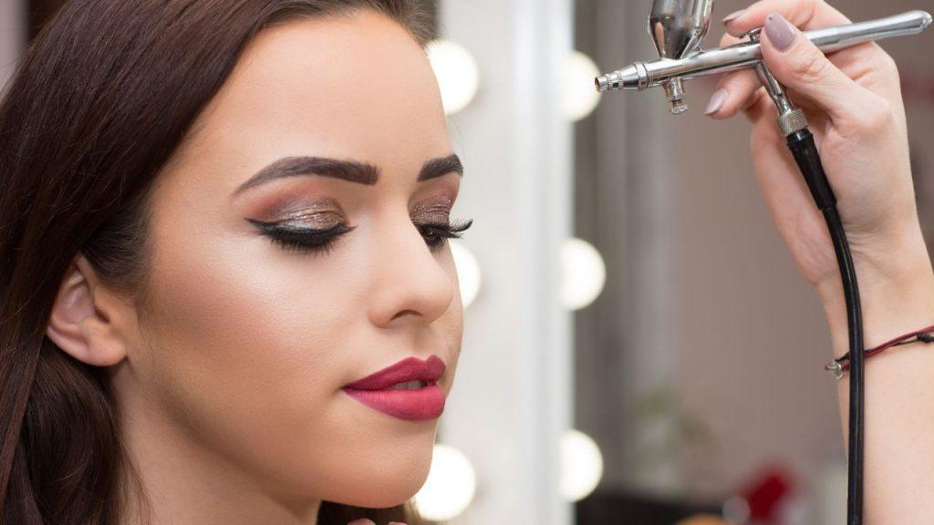 benefits of Aurbrush makeup