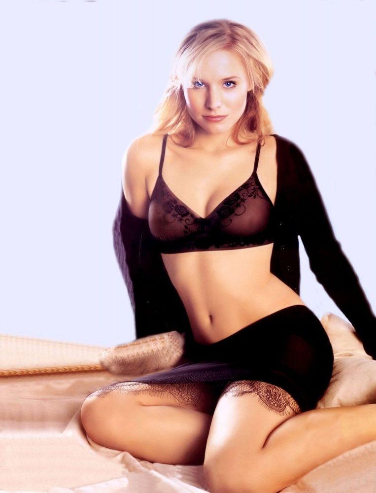 Kristen Bell Bikini Images