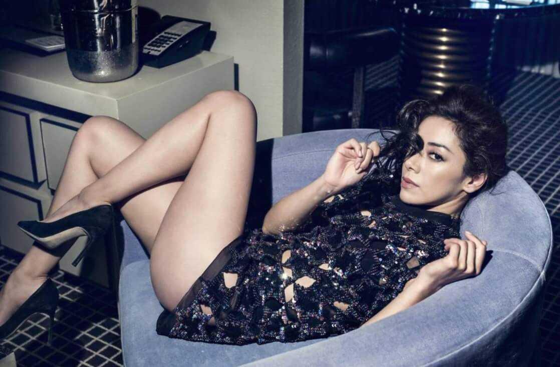 Aimee Garcia Bold