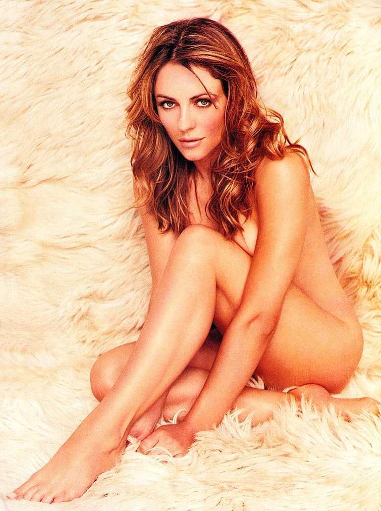 Elizabeth Hurley Nude Pics