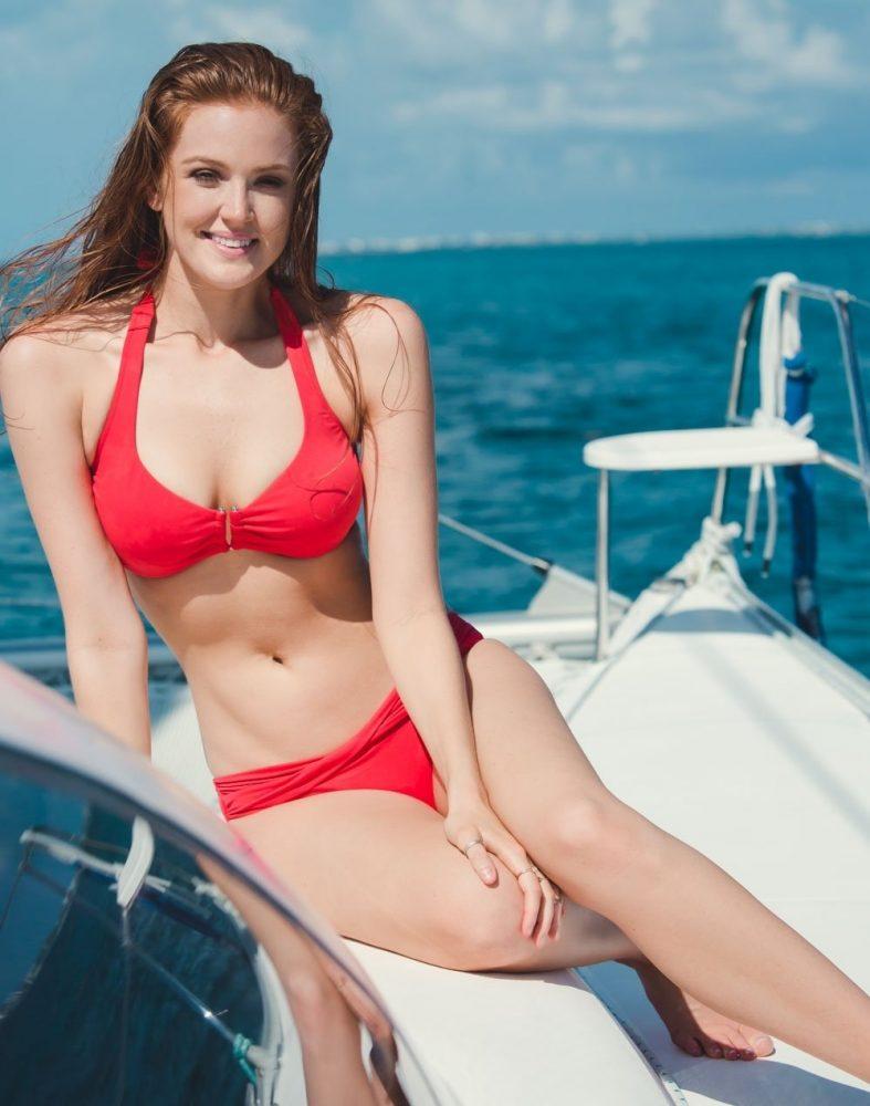 Maggie Geha Bikini