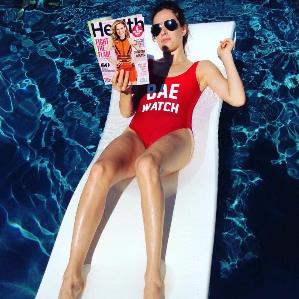 Marina Squerciati Bikini