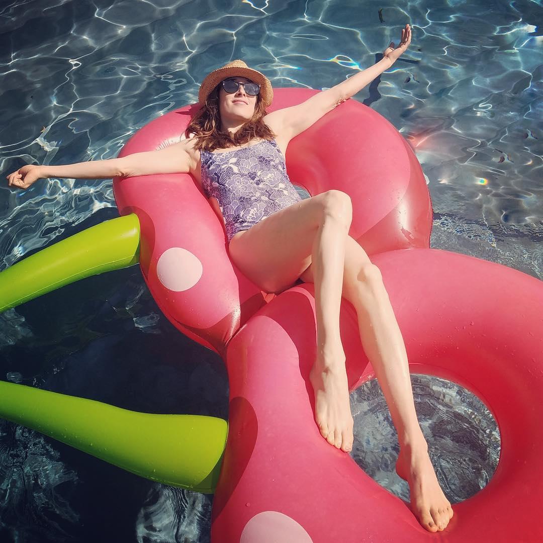 Marina Squerciati Bikini Pics