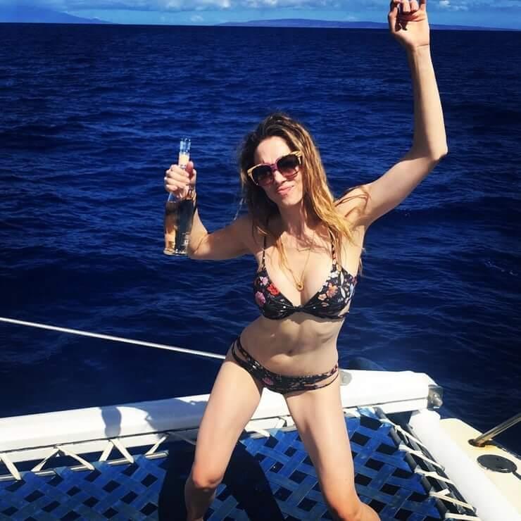 Whitney Cummings Bikini Pictures