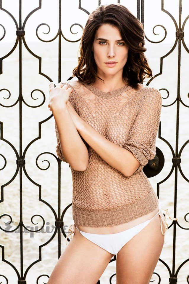 Cobie Smulders Hot And Sexy Pictures