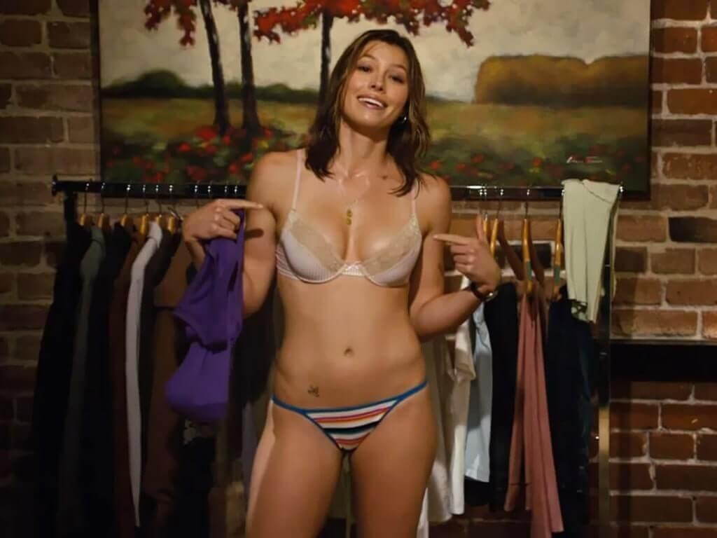 Jessica Biel Bikini