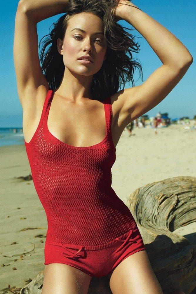 Olivia Wilde bikini Pictures