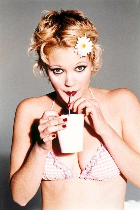 Drew Barrymore Nude Pics