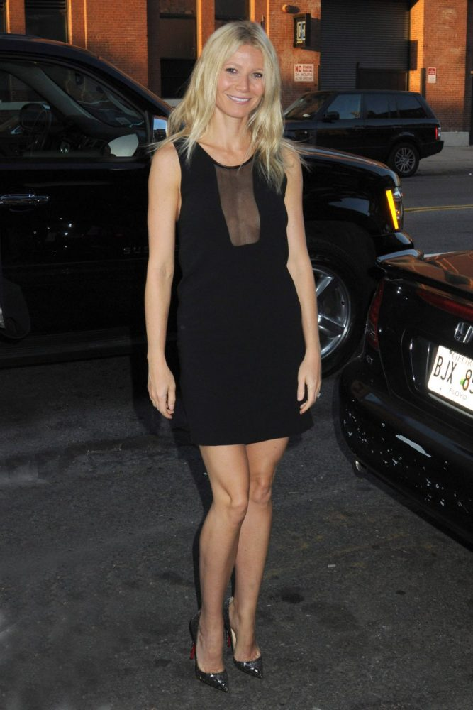 Hot Pictures Of Gwyneth Paltrow